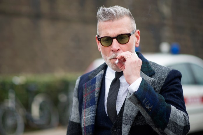 Streetsnaps: Nick Wooster