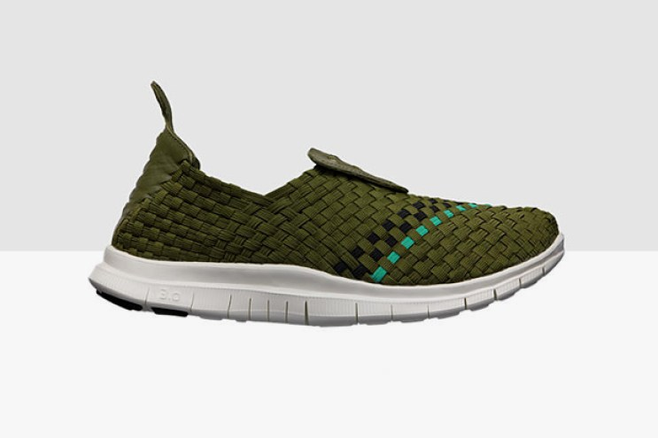 Nike 2013 Spring/Summer Free Woven