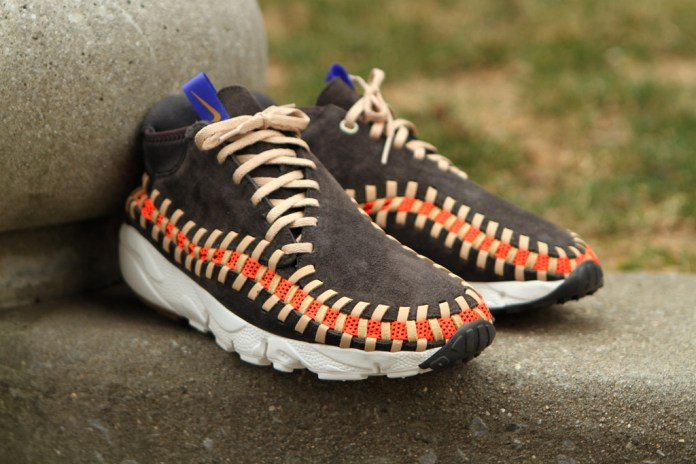 "Nike Air Footscape Woven Chukka Knit ""Night Stadium"""