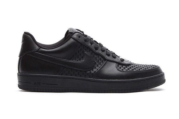 "Nike Air Force 1 Downtown LTH QS ""Black/Black"""