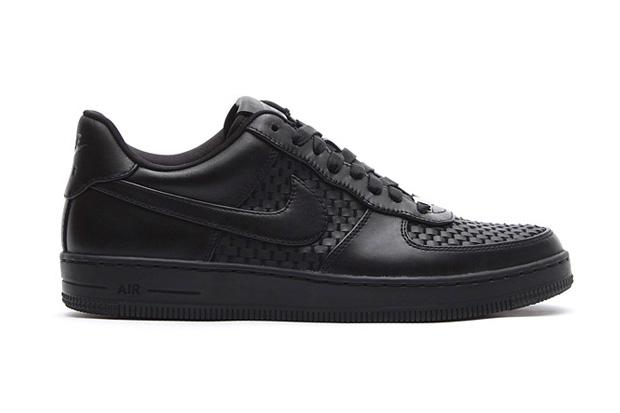 "Nike Air Force 1 Downtown LTH QS ""Black/Black"""