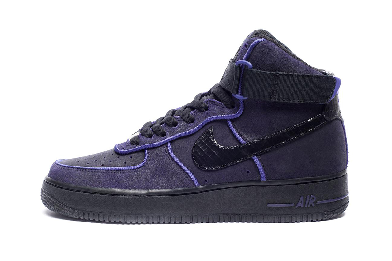 "Nike Air Force 1 Hi ""Kobe"""