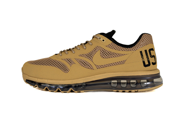 """Nike Air Max+ 2013 """"US Track and Field"""" Pack"""