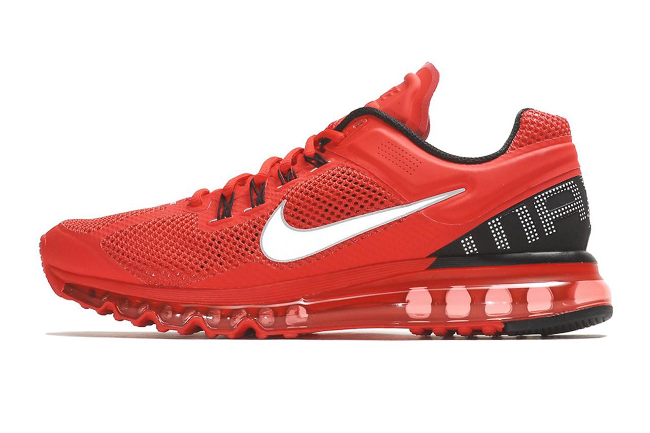 "Nike Air Max+ 2013 ""Varsity Red"""