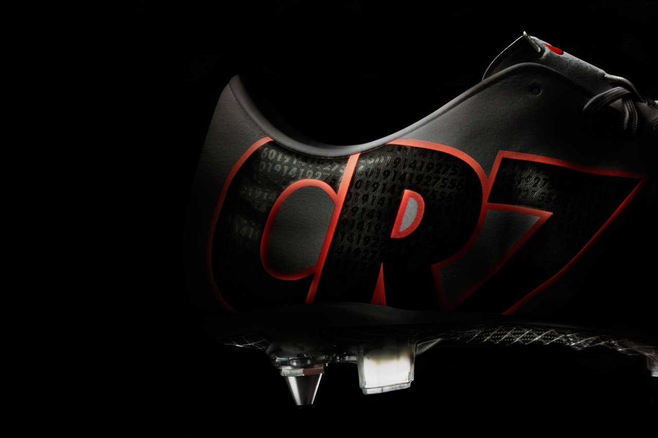 nike celebrates all of cristiano ronaldos achievements last season in this cr mercurial ix