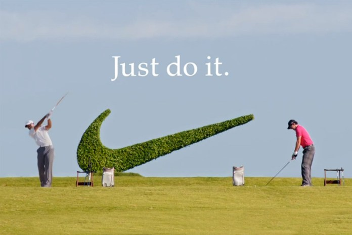"""Nike Golf """"No Cup Is Safe"""" Commercial featuring Tiger Woods and Rory McIlroy"""