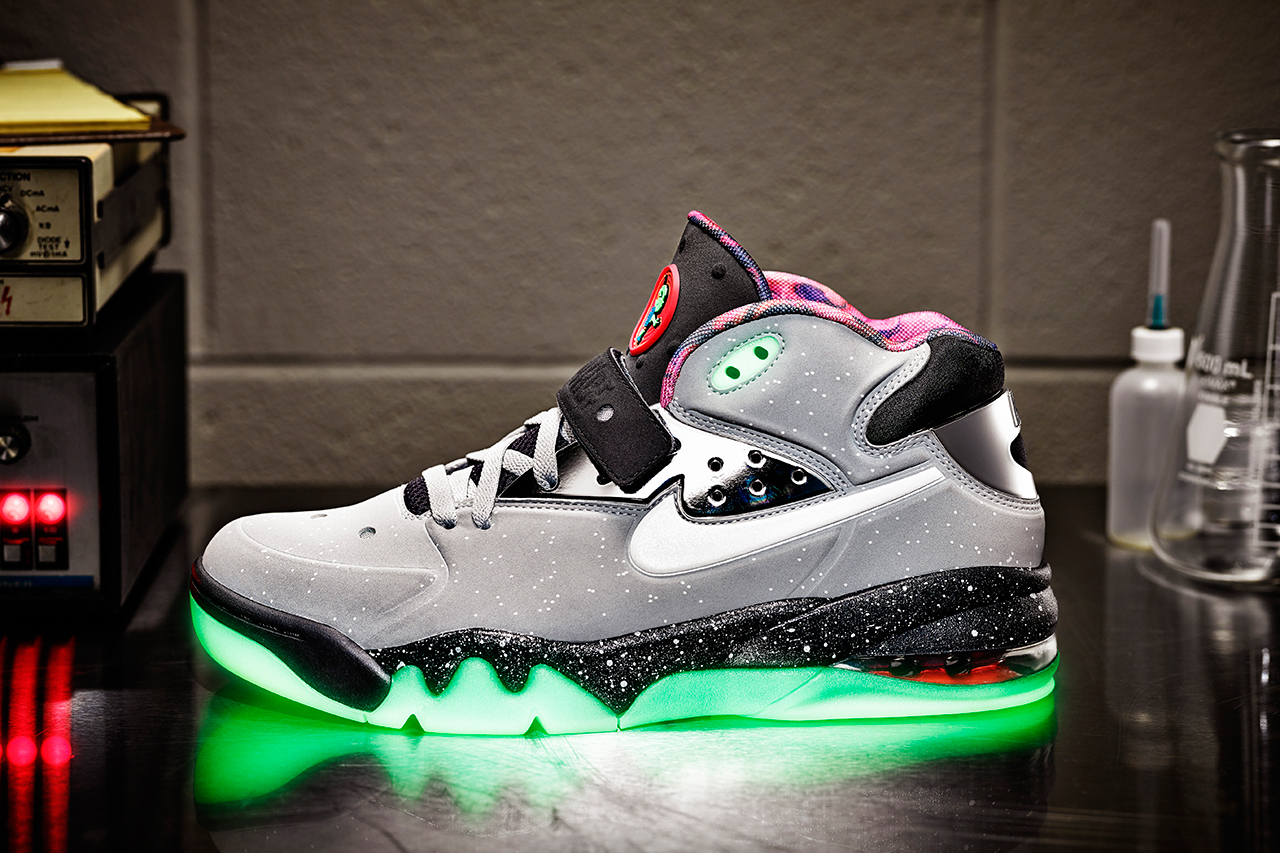 """Nike Sportswear 2013 All-Star """"Area 72"""" Footwear Collection"""