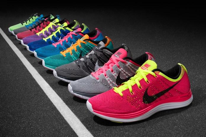 Nike Unveils the Flyknit Lunar1+