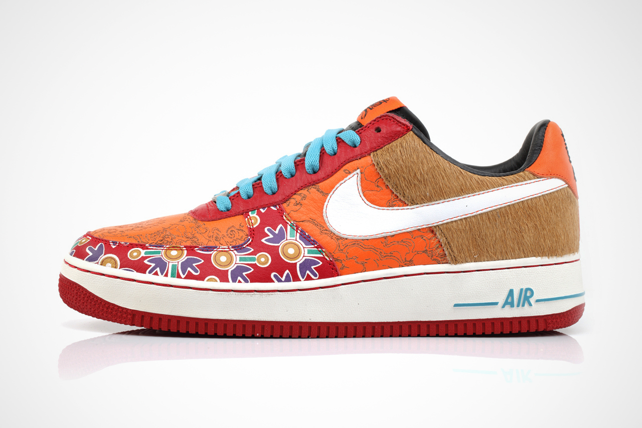 nikes chinese new year sneaker releases throughout the years