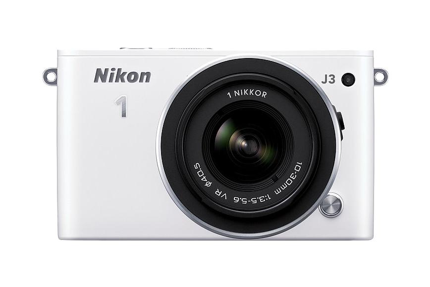 Nikon J3 and S1