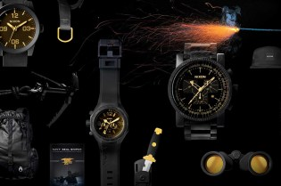 "Nixon ""The Sniper"" Collection"