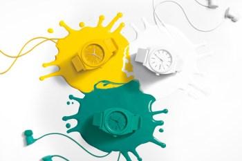 Nixon Time Teller P Plastiform Watch Collection