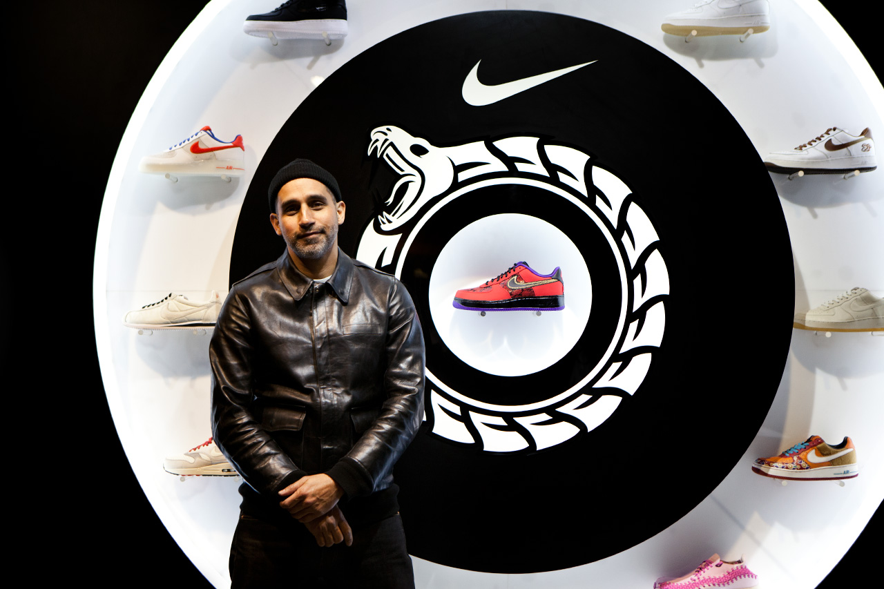 Nike NSW Design Director Marc Dolce Discusses Design, Storytelling, and the Year of the Snake Collection