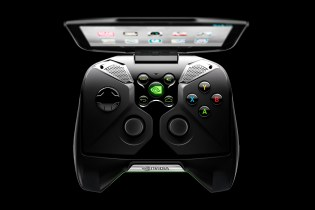NVIDIA Announces Project Shield Handheld Game Console