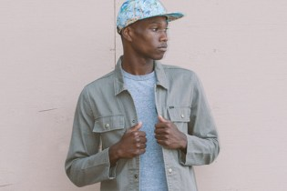 OBEY 2013 Spring Lookbook