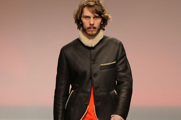 Oliver Spencer 2013 Fall/Winter Collection