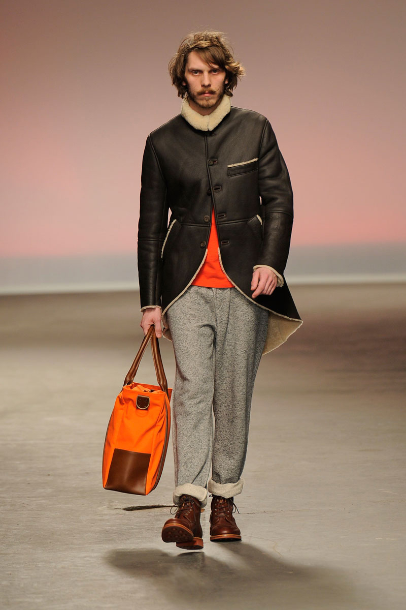 oliver spencer 2013 fall winter collection