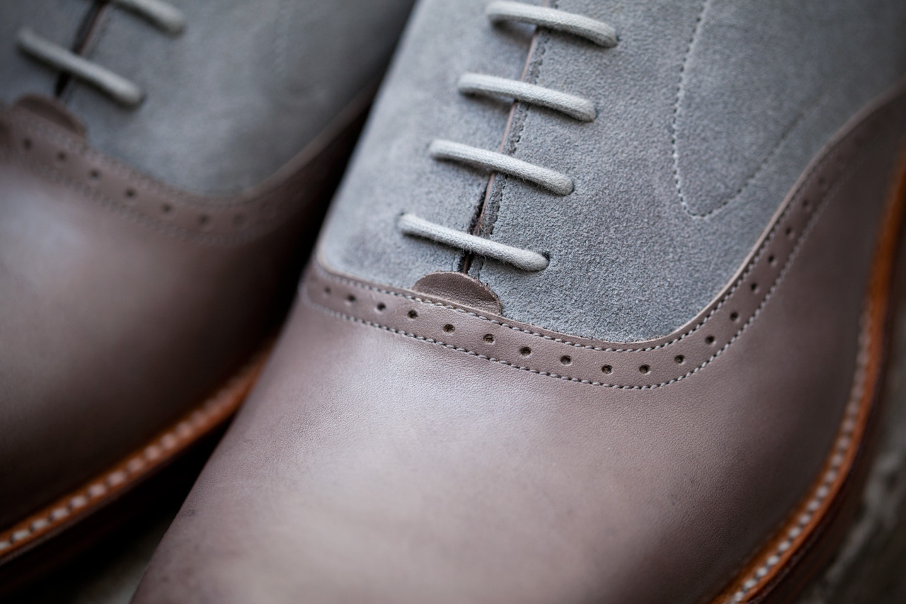 Oliver Sweeney 2013 Spring/Summer Wickham Two-Tone Oxford