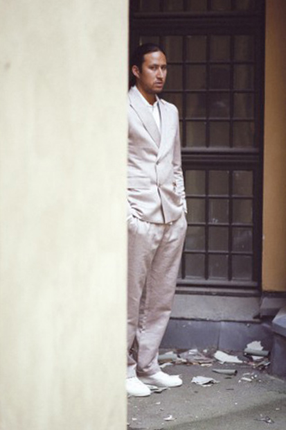 """Our Legacy 2013 Spring/Summer """"Smile"""" Lookbook Preview"""