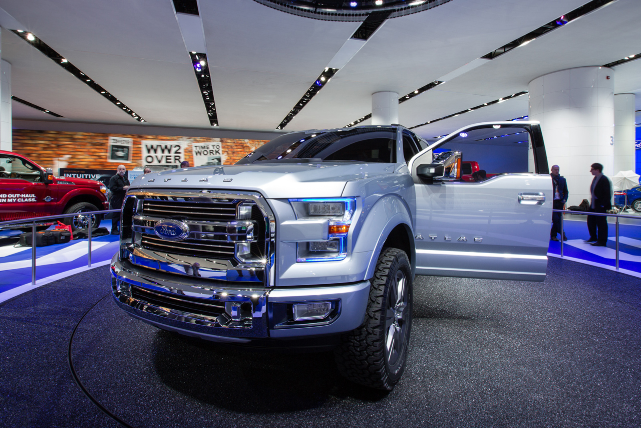 our recap of the 2013 detroit auto show