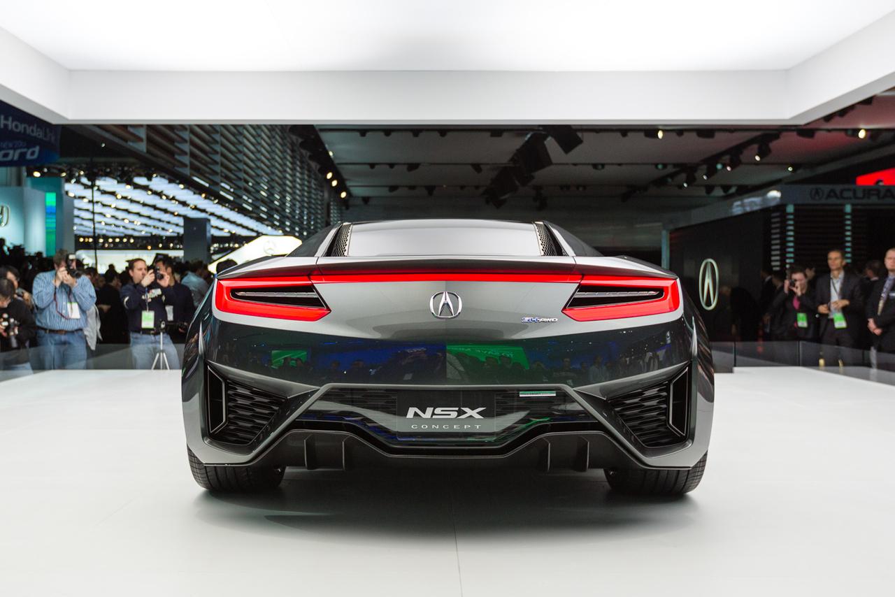 Our Recap of the 2013 Detroit Auto Show