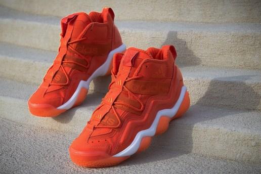 """Packer Shoes x adidas Top Ten 2000 """"2WO 1NE"""" Iman Shumpert PE"""