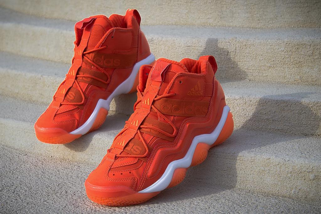 packer shoes x adidas top ten 2000 2wo 1ne iman shumpert pe