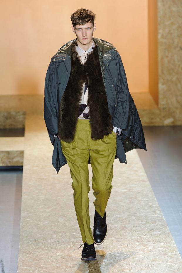 Paul Smith 2013 Fall/Winter Collection