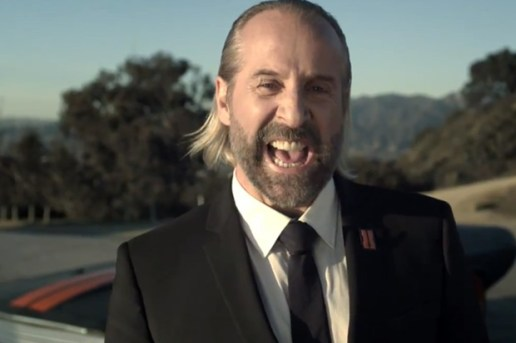 "Peter Stormare Stars in ""The Replacer"" for Black Ops 2"