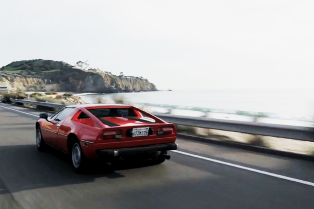 Petrolicious Dreams of a Maserati Merak SS