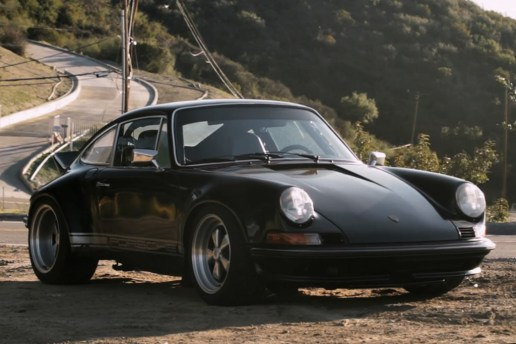 "Petrolicious Showcases Jack Olsen's ""Black Beauty"" Porsche 911 RSR"