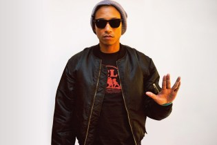 Pharrell Talks Music, Fashion and Design