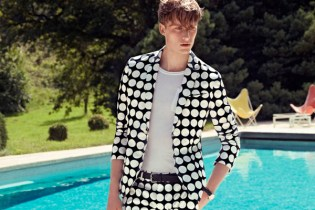 Pierre Balmain 2013 Spring/Summer Lookbook