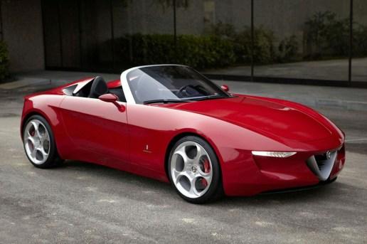 Pininfarina Alfa Romeo 2uettottanta Concept is Set for Production in 2015