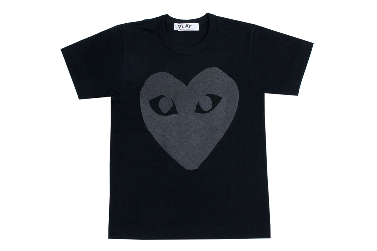 PLAY COMME des GARCONS 2013 Spring/Summer Black Collection