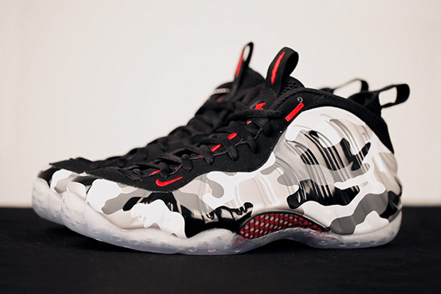 "PREVIEWS: Nike Air Foamposite One ""Fighter Jet"""
