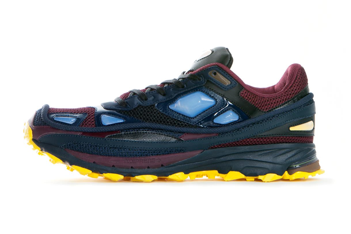 Raf Simons and adidas Footwear Collaboration