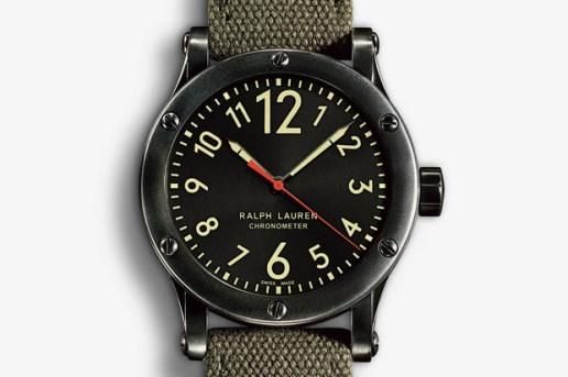Ralph Lauren RL67 Safari Chronometer