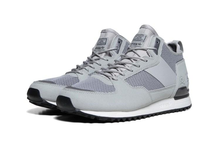 "Ransom by adidas Originals 2013 Military Trail Runner ""Clear Grey"""