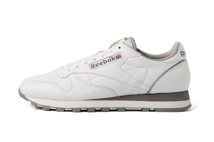 "Reebok Classic Leather ""Vintage White"""