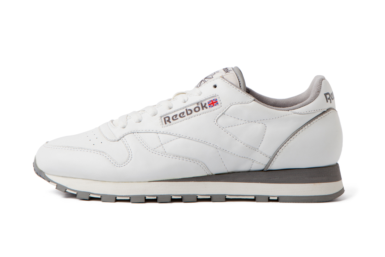 "Reebok Classic Leather ""Vintage White"""