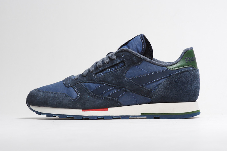 """Reebok Classic Leather """"Blue Suede"""""""