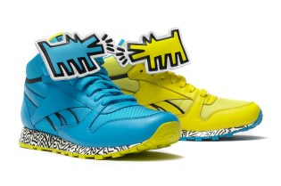 Reebok x Keith Haring Foundation 2013 Collection