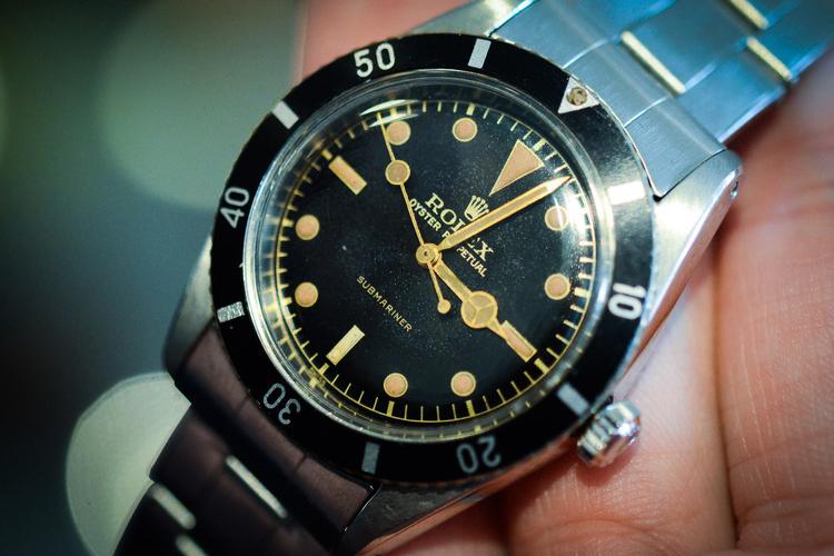 RETROSPECT: 1954 Rolex 6205 Submariner