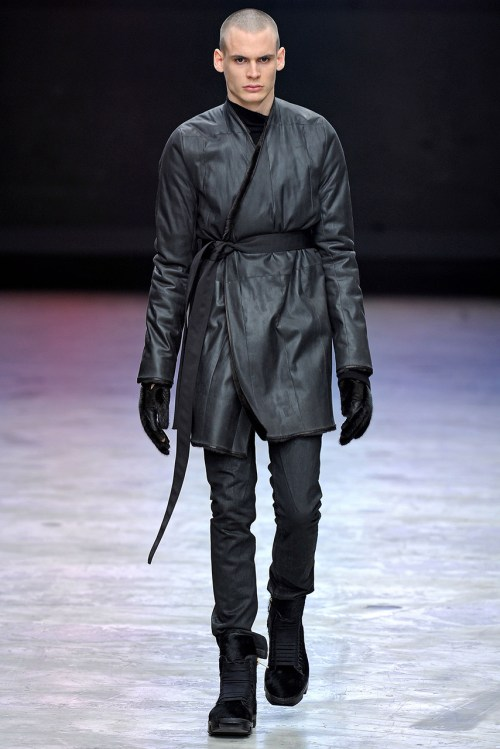Rick Owens 2013 Fall/Winter Collection