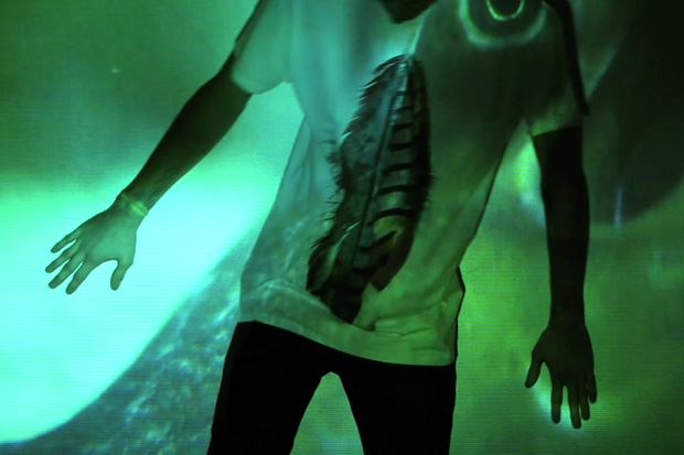 RSVP Gallery: Marcelo Burlon - Neon County of Milan Video