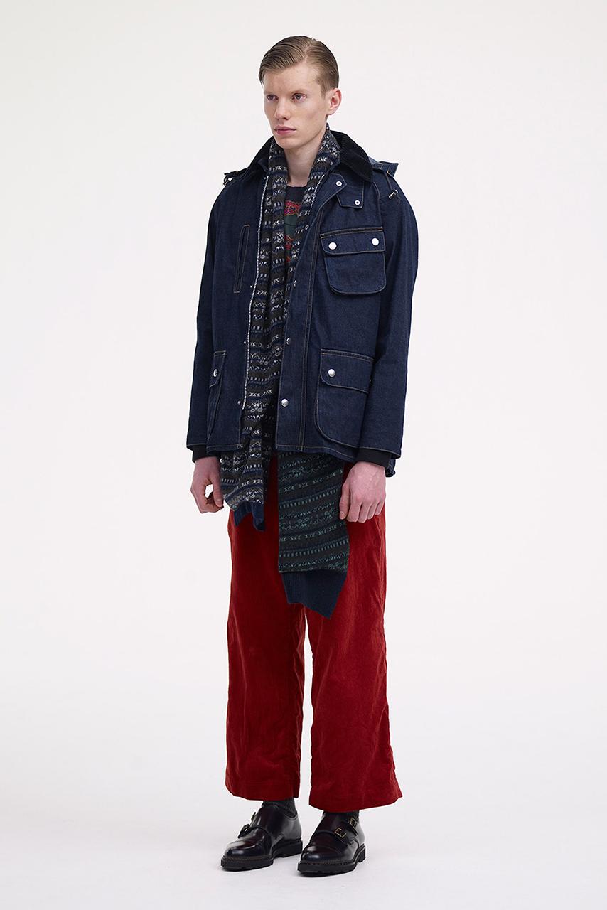 Sacai 2013 Fall/Winter Collection