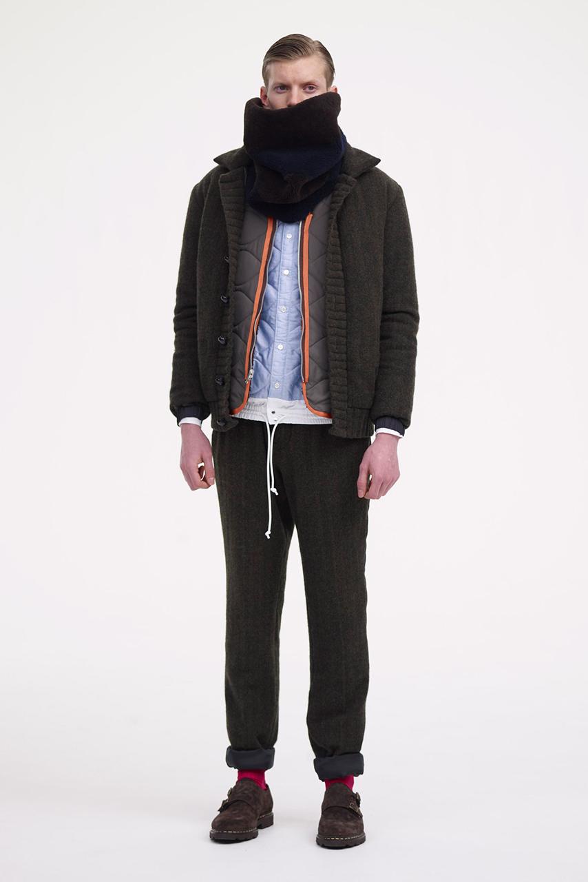 sacai 2013 fall winter collection