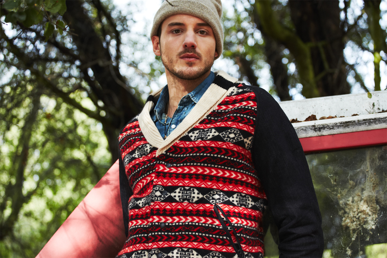 SAHAJA 2013 Fall/Winter Lookbook