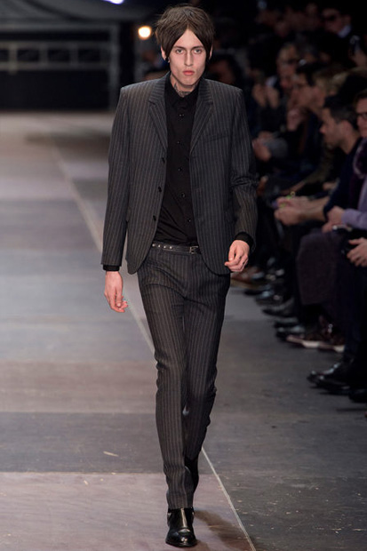 saint laurent 2013 fall winter collection